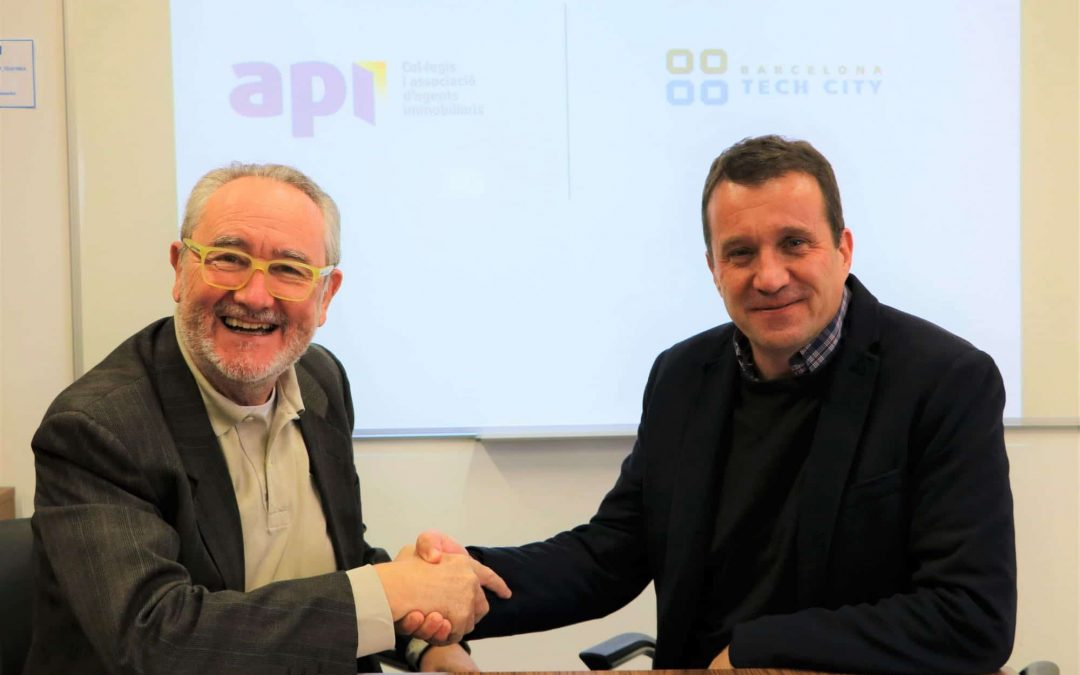 Alianza para fomentar la digitalización inmobiliaria