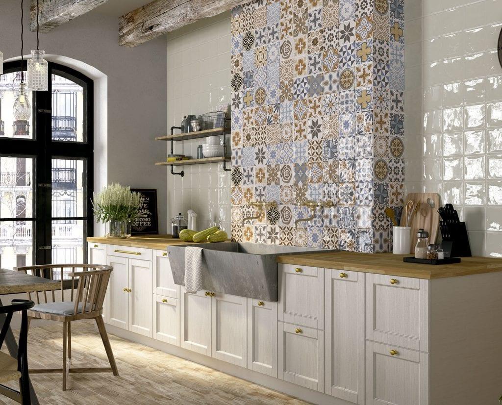 Reforma integral de una cocina. Foto: La casa de los azulejos