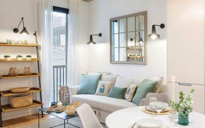 Las mejores ideas para reformar pisos pequeños